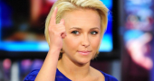 Hayden Panettiere has a fear of performing Live