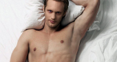 Alexander Skarsgård diet for Tarzan was not his happiest of times