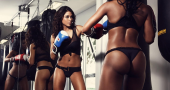 Arianny Celeste gives words of inspiration